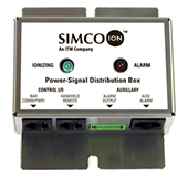 Model 5710 Power-Signal Distribution Box