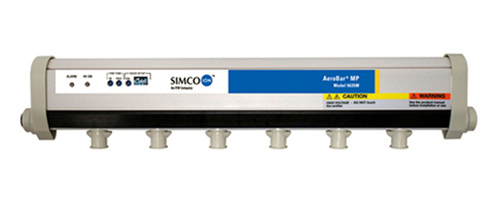 Metal-free Ultra-clean Air Ionizing AeroBar Model 5635M