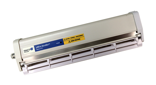 Simco-Ion Low Profile/Height Air Ionizing Bar