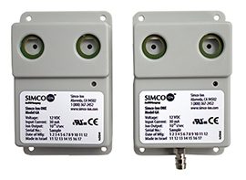 Simco-Ion Spot Ionizers