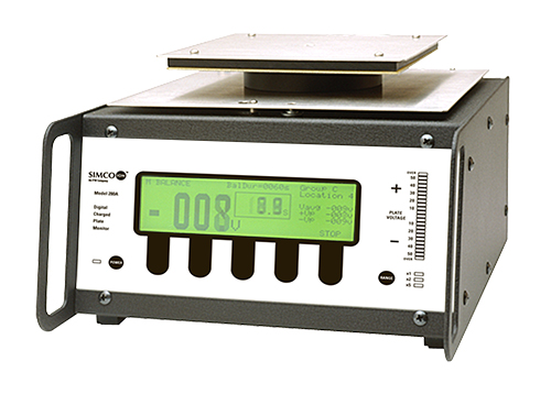 Model 280A Charge Plate Monitor