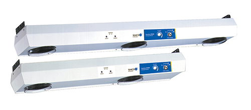 Guardian CR2000 Cleanroom Overhead Static Control Ionizing Blower with Daisy-chain