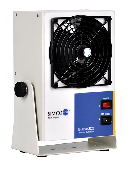 Endstat 2020 Cost Effective Benchtop Ionizing Blower