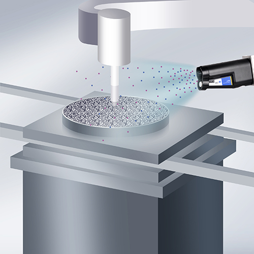 orION Ionizing Nozzle Wafer Etching Application