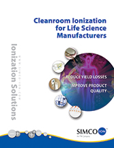 Cleanroom Ionization for Life Sciences Manufacturing